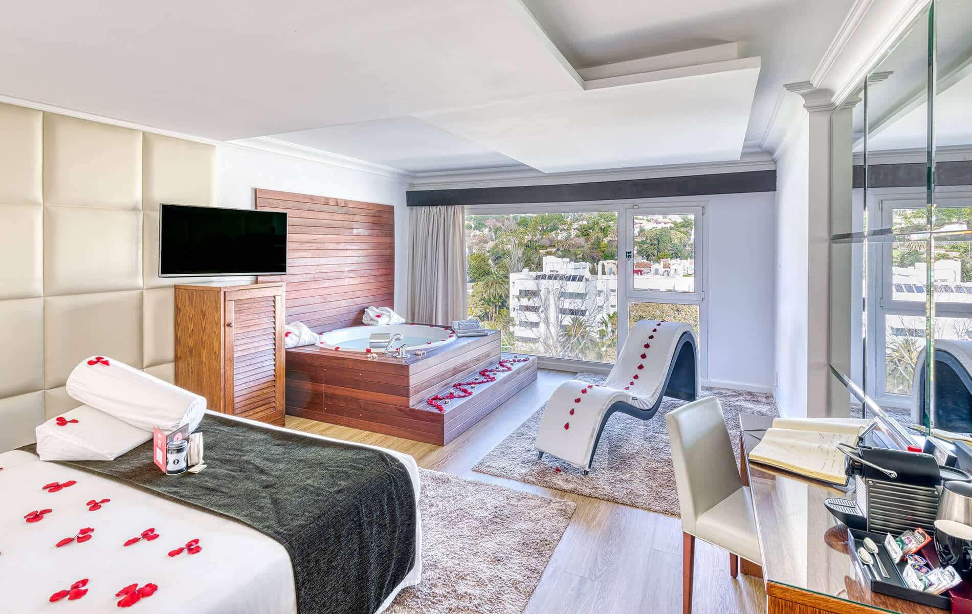 Romantisch hotels Marbella